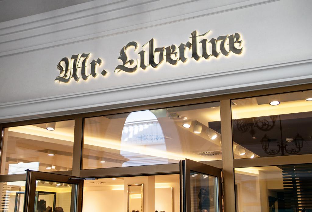 Mr. Libertine Storefront